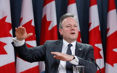 Fresh interest rate increase by Bank of Canada announced today