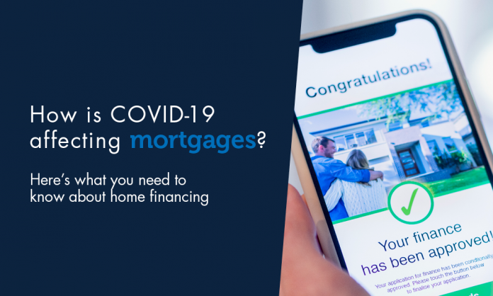 COVID 19 effect on mortgages: Interest rates go down, while mortgage rates aren't